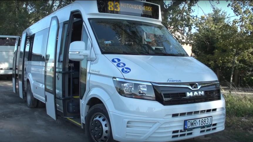 Autobus linii wewnątrzgminnej