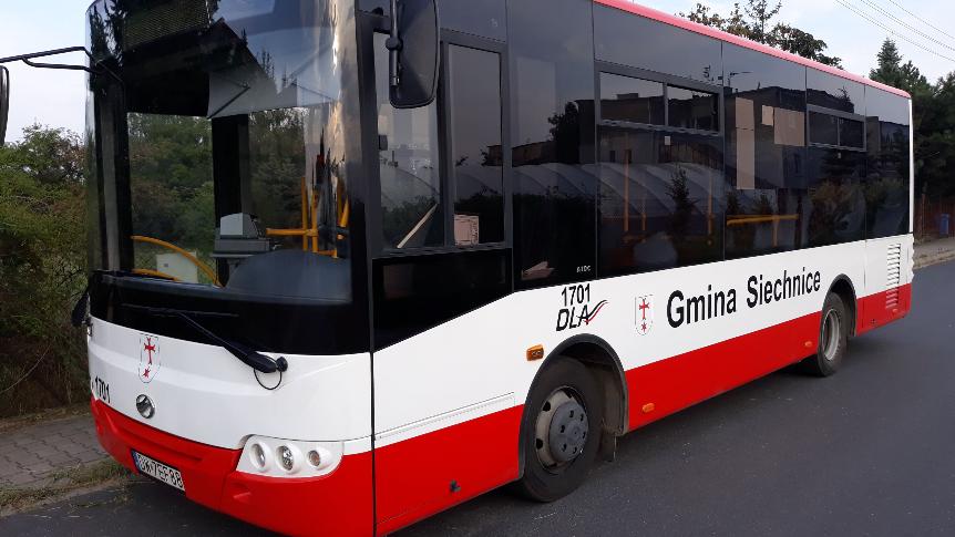 Nowe rozkłady jazdy autobusów SKP linii 83, 84 i 800