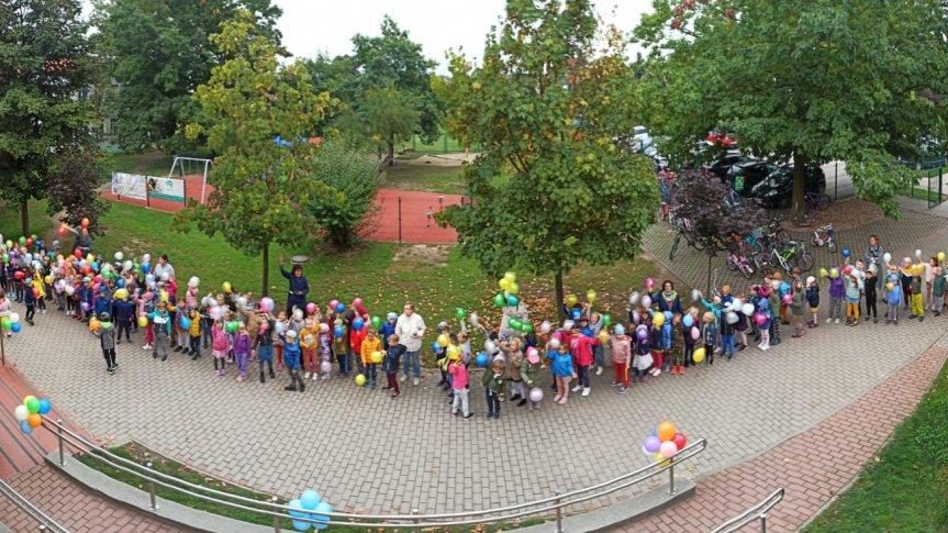 dzień przedszkolaka w siechnickiej placówce