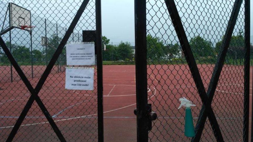 Udostępniliśmy kolejny obiekt sportowy dla mieszkańców